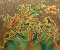 Egyptian motifs