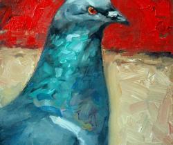 Pigeon's Portrait