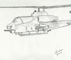 AH-1W SuperCobra