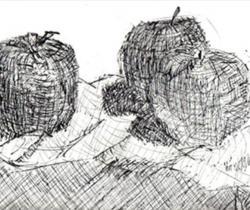 Apples Still Life