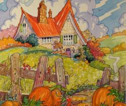 Autumn Cottage Two