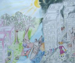 City.Children's Drawings
