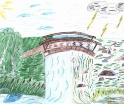 Bridge.Children's Drawings