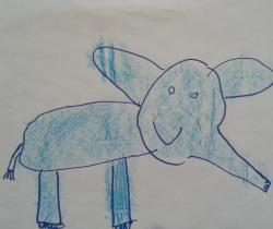 Elephant by Ada