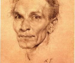 Fechin drawing