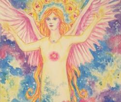 Finished Angel