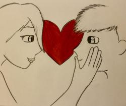 Sad Love People Drawings Pictures Drawings Ideas For Kids Easy