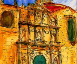S.Gonçalo Monastery door