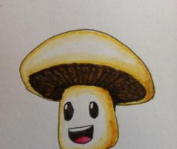 Mushroom Guy