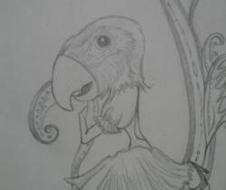 Sketch-Parrot