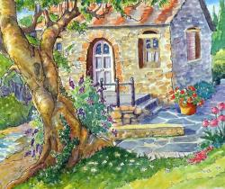 A Tuscany Cottage