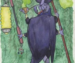 Victhulhu - boatman
