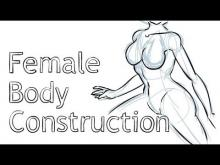 Embedded thumbnail for How to Draw - the Female Body