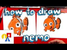 Embedded thumbnail for How To Draw Nemo