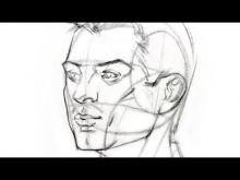 Embedded thumbnail for How to Draw the Head from Any Angle