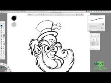 Embedded thumbnail for Cartoon St Patrick's Day Leprechaun
