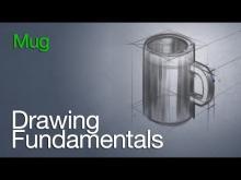 Embedded thumbnail for Drawing Fundamentals: Mug
