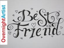 Embedded thumbnail for Best Friend E Cards - Elegant Card For Best Friend