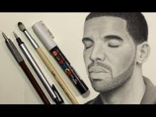 Embedded thumbnail for Art Supplies I use for Realistic Pencil Drawing