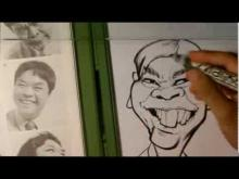 Embedded thumbnail for How to Draw a Caricature