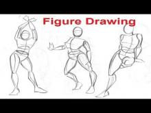 Embedded thumbnail for Figure Drawing Lessons