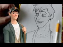 Embedded thumbnail for How to Draw TADASHI