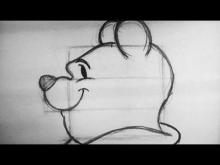 Embedded thumbnail for How to Draw Winnie the Pooh Step by Step from Disney's Animation