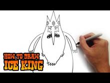 Embedded thumbnail for How to Draw Ice King