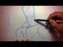 Embedded thumbnail for How To Draw Spider-Man (Starting With Pencils)