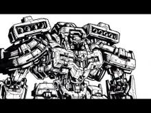 Embedded thumbnail for How to Draw Robots and Mecha Suits