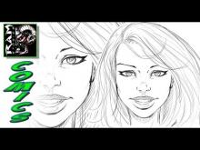 Embedded thumbnail for How to Draw - Comics Style