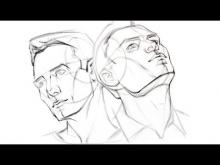 Embedded thumbnail for How to Draw the Head from Extreme Angles