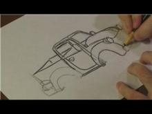 Embedded thumbnail for How to Draw a Chevy Truck