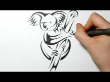 How To Draw Koala Drawings Ideas For Kids