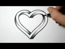 Embedded thumbnail for How to Draw an Impossible Heart