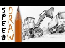 Embedded thumbnail for How to draw machines (zoom and details)