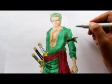 Embedded thumbnail for How to draw Lorrenor Zorro