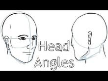 Embedded thumbnail for Drawing Heads on Different Angles