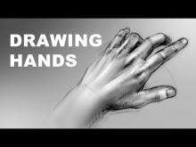 Embedded thumbnail for how to Draw Hands from Any Angle