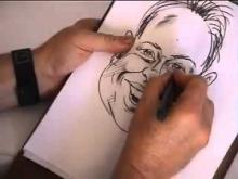 Embedded thumbnail for How To Draw Caricatures