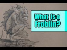 Embedded thumbnail for How to Draw a Goblin