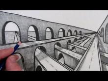 Embedded thumbnail for How to Draw a Bridge in Perspective: Fast