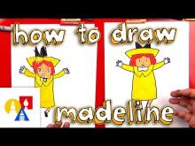 Embedded thumbnail for How To Draw Madeline