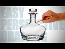Embedded thumbnail for How to draw a bottle