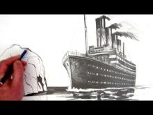 Embedded thumbnail for How to Draw the Titanic: Pencil Drawing