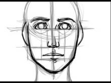 Embedded thumbnail for How to Draw a Face- Basic Proportions