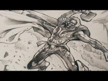 Embedded thumbnail for Drawing Thor - Marvel Comics
