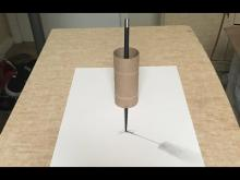 Embedded thumbnail for Toilet Paper Tube 3D Illusion Drawing