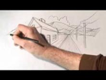 Embedded thumbnail for How To Draw One and Two-Point Perspective