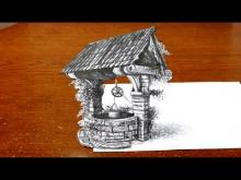 Embedded thumbnail for Drawing a Wishing Well